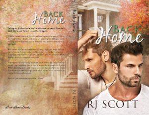 Back Home, RJ Scott, Gay Romance, MM Romance