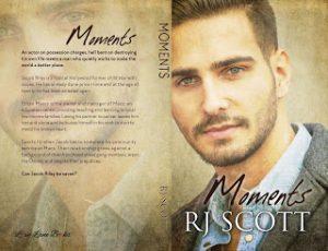 Moments, Gay Romance, MM Romance, RJ Scott