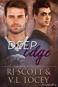 Deep Edge MM Hockey Romance Gay Romance VL Locey RJ Scott