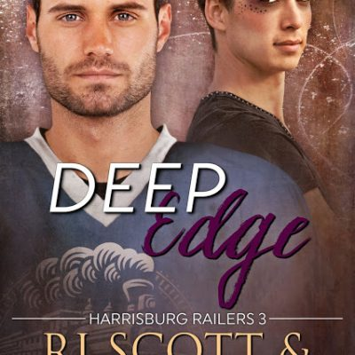 Deep Edge (Harrisburg Railers #3) with V.L. Locey