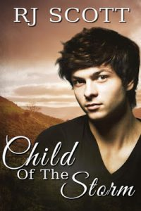 Child Of The Storm, MM Romance, Gay Romance, RJ Scott