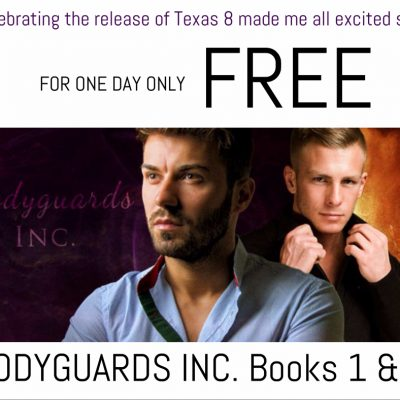 Free books… ONE DAY ONLY