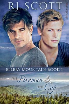 Focus on…The Fireman and The Cop (Ellery Mountain #1)