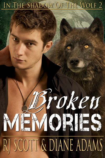 Broken Memories Shattered Secrets, Paranormal, MM Romance, RJ Scott, USA Today Bestselling Author