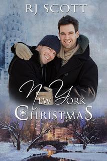 New York Christmas RJ Scott MM Romance Author