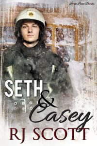 Seth and Casey, second chance romance, RJ Scott, Gay Romance, MM romance