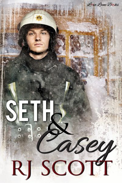 Coming Soon, Seth and Casey MM Romance RJ Scott