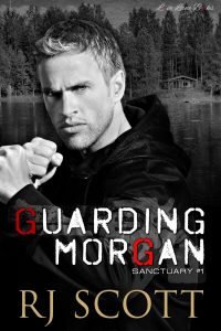 Guarding Morgan MM romance Action Adventure RJ Scott