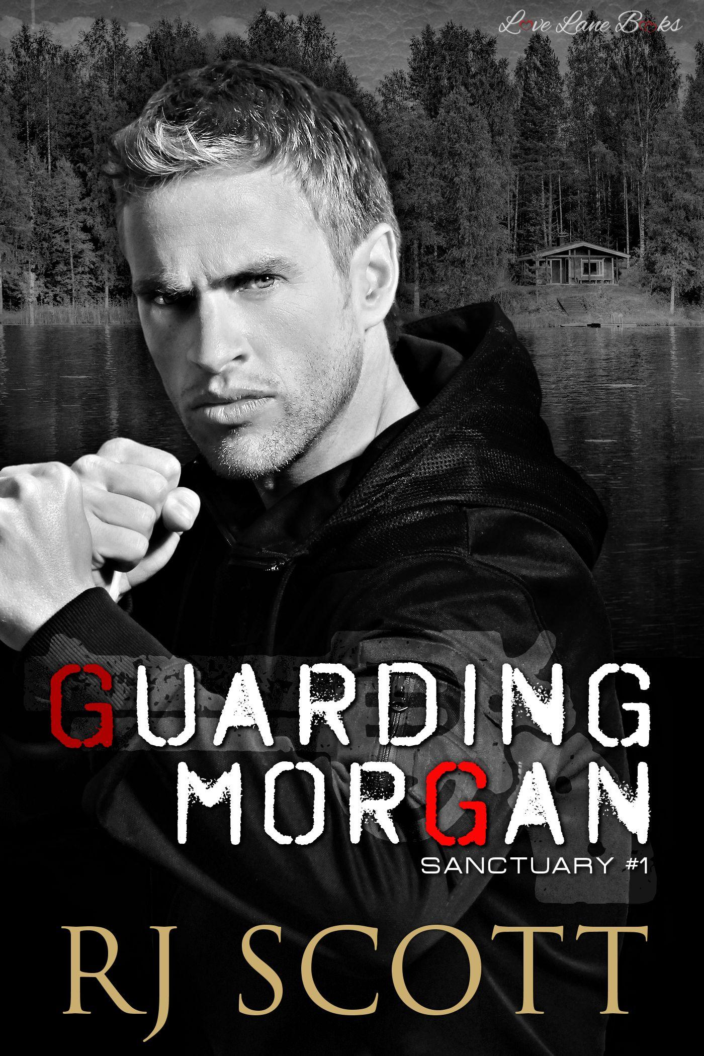 Guarding Morgan MM romance Action Adventure RJ Scott