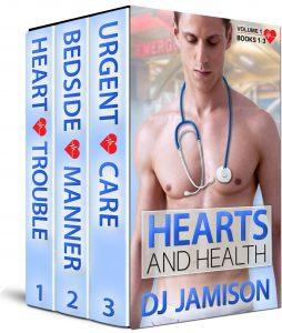 DJ Jamison, MM Romance Author, RJ Scott, Gay Romance