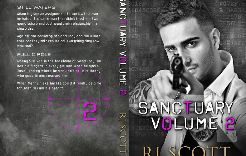 Sanctuary Series, RJ Scott, Action Adventure, Gay Romance, MM Romance, RJ Scott