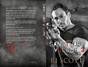Sanctuary Series, RJ Scott, MM Romance, Gay Romance, Action Adventure