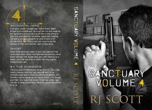 RJ Scott, Sanctuary Series, Action Adventure, Gay Romance, MM Romance