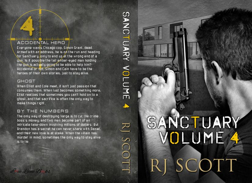 RJ Scott, Sanctuary Series, Action Adventure, Gay Romance, MM Romance