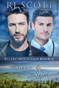 RJ Scott, Ellery Mountain, MM Romance