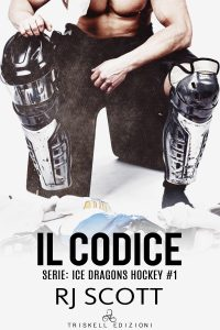Il Codice Italian Translation RJ Scott MM Romance Hockey Sports