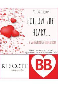 Queer Romance Freebie Fan Club Promotion RJ Scott MM Romance Competition Author Gay