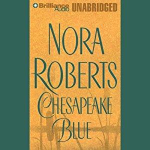 Nora Roberts, RJ Scott, Audio, Chesapeake Blue