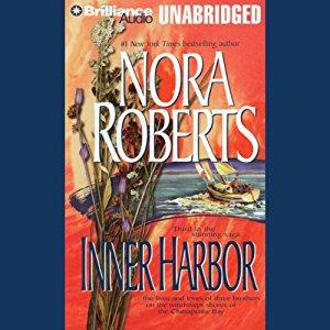 Nora Roberts, Audio, Rising Tides, RJ Scott