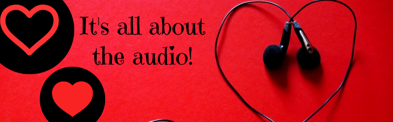 It's All About The Audio, Audiobooks, RJ Scott, Romance