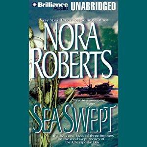 Nora Roberts, Audio, Chesapeake Blue, RJ Scott,