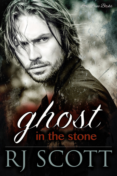 Ghost in the Stone RJ Scott MM Romance Gay Romance