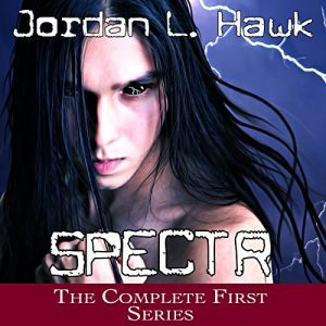 Jordan L Hawk, SPECTR, Audiobook, RJ Scott,