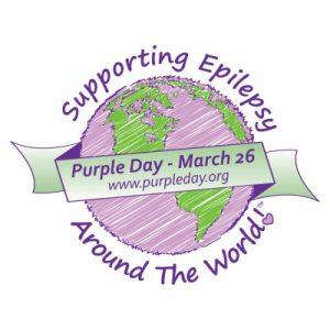 epilepsy - purple day - rj Scott mm romance author, personal stories