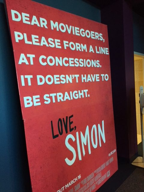 Love Simon, Review, RJ Scott, Gay Romance, MM Romance