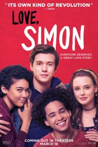 Love Simon, Film Poster