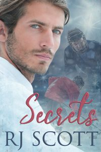 Secrets, RJ Scott, Hockey Romance, MM Romance, Gay Romance