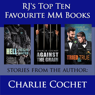 Book Review – Hell & High Water (THIRDS #1) Charlie Cochet