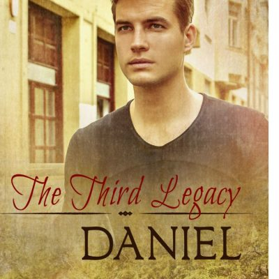 I made myself cry… writing Daniel (Legacy 3)