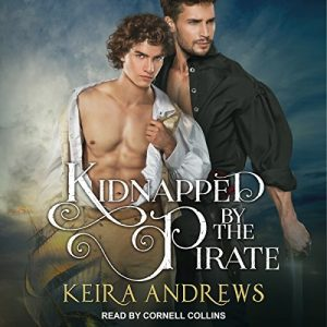 Keira Andrews, Kidnapped By The Pirate, Gay Romance