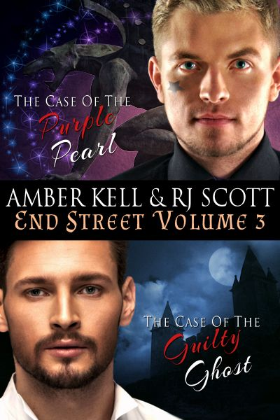 End Street Detective Agency Volume Three RJ Scott MM Romance Author Amber Kell