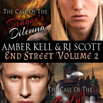 End Street Detective Agency Volume Two RJ Scott MM Romance Author Amber Kell