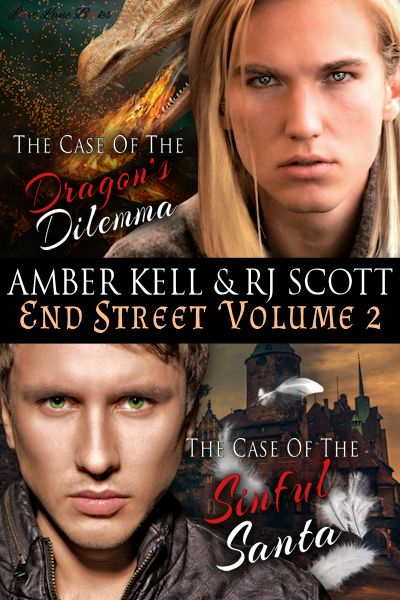End Street Detective Agency Volume Two RJ Scott MM Romance Author Amber Kell