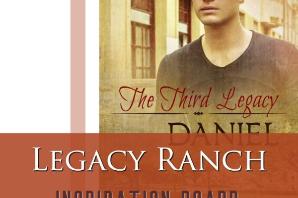 Legacy Ranch Inspiration board RJ Scott Author MM Romance
