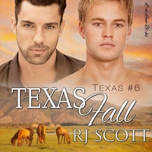 Texas Fall, RJ Scott, Audio Book, MM Romance