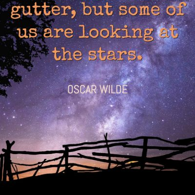 I wish I was as clever as Oscar Wilde