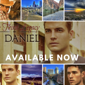 Daniel – The Third Legacy – OUT NOW!
