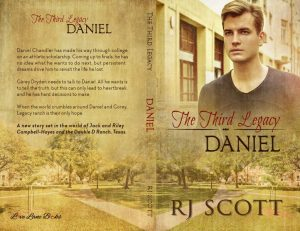 RJ Scott, Legacy Series, Gay Romance, MM Romance