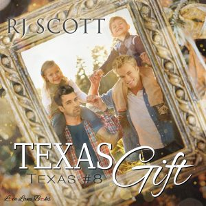 Texas 08 Gift, RJ Scott, Audio Book, MM Romance