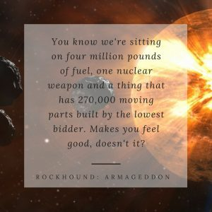 National Asteroid Day & Armageddon