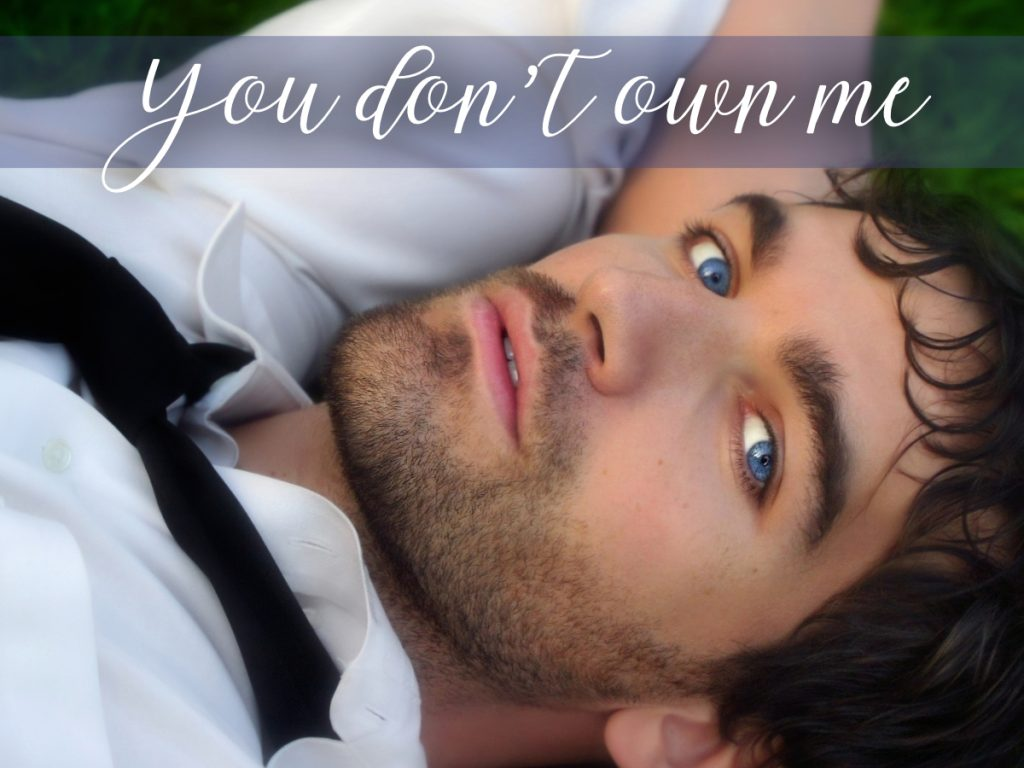 you dont own me RJ Scott MM Romance Author Heart of Texas