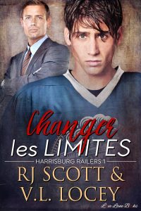 Changes Les Limites (Harrisburg Railers #1) – OUT JULY 25