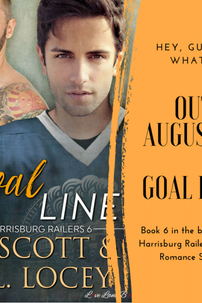Goal Line (Harrisburg Railers #6) – First Chapter