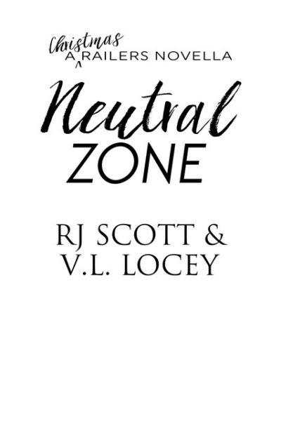 Neutral Zone (Harrisburg Railers #7) with V.L. Locey