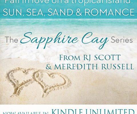 Sapphire Cay, RJ Scott, Meredith Russell, Gay Romance, MM Romance