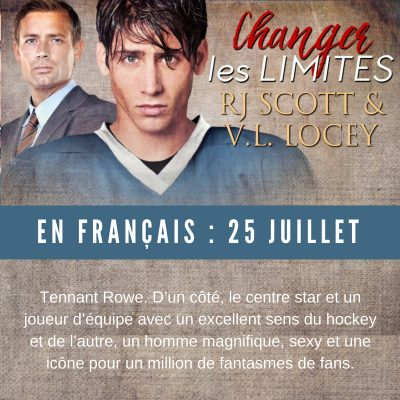 Changer les Limites – Harrisburg Railers, tome 1 – OUT NOW